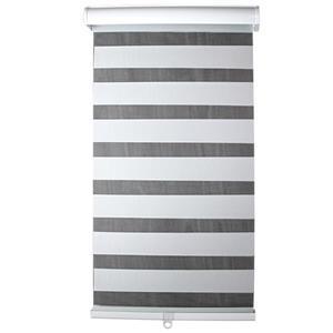 """Store horizontal sans fil Modern Homes, 27"""" x 72"""", blanc"""