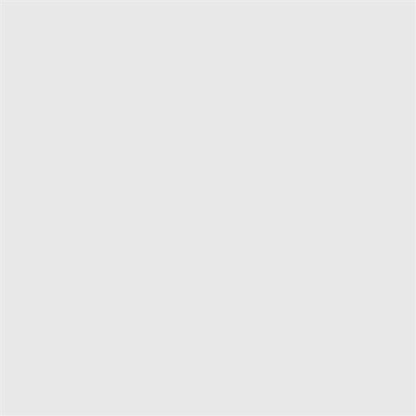 Base de douche SlimLine, 38 po x 2,75 po, acrylique, blanc