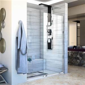 Linea Fixed Shower Door - 30