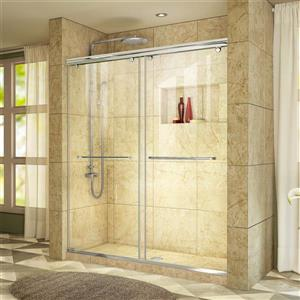 Charisma Sliding Shower Door - 48