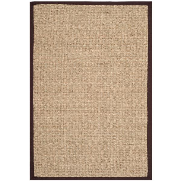 Safavieh Natural Fiber Solid Rug - 3' x 5' - Natural