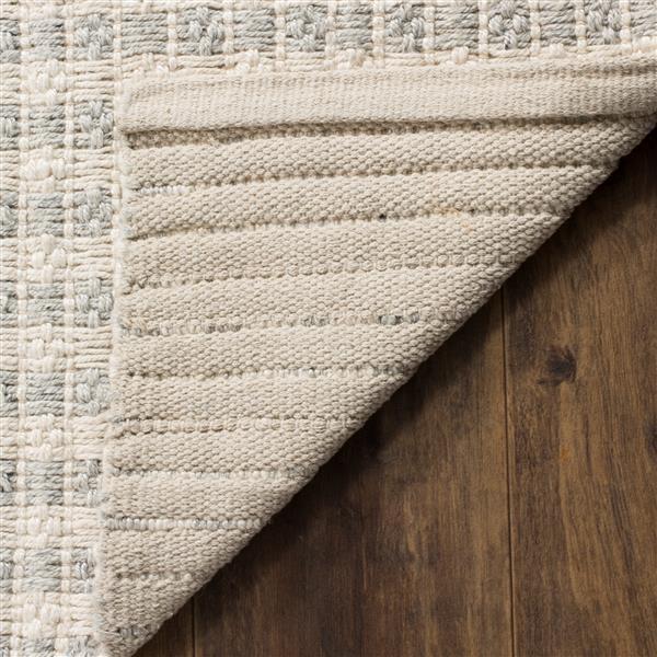 Safavieh Natura Rug - 3' x 5' - Gray/Ivory