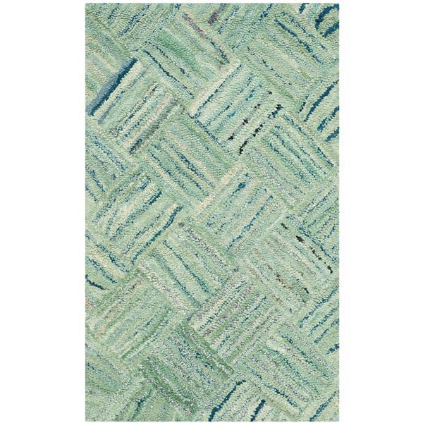 Safavieh Nantucket Abstract Rug - 3' x 5' - Green