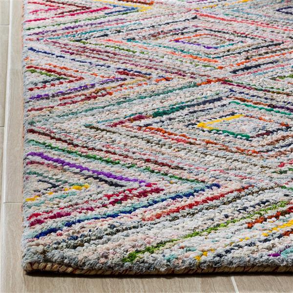 Safavieh Nantucket Geometric Rug - 2' x 3' - Multicolour