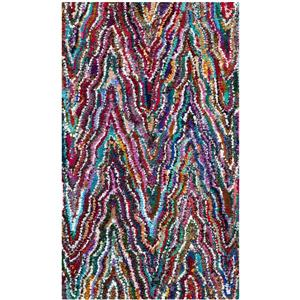 Nantucket Abstract Rug - 2' x 4' - Multicolour