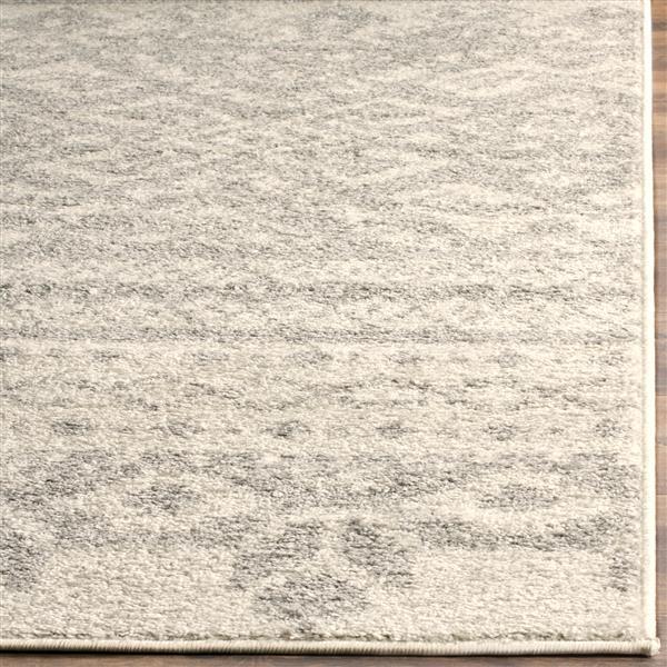 Safavieh Adirondack Overdyed Rug - 2' x 8' - Ivory/Silver