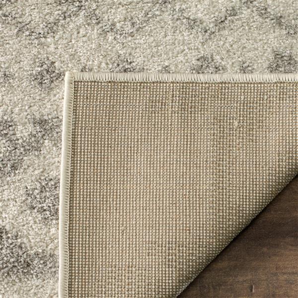Safavieh Adirondack Overdyed Rug - 6' x 6' - Ivory/Silver