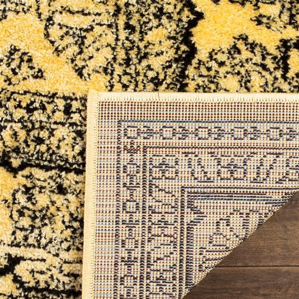Safavieh Adirondack Overdyed Rug - 5' x 7' - Gold/Black
