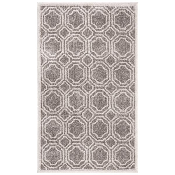Safavieh Amherst Geometric Rug - 3' x 5' - Gray