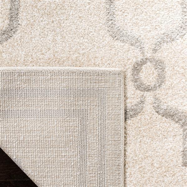 Safavieh Amherst Trellis Rug - 3' x 5' - Gray/Ivory