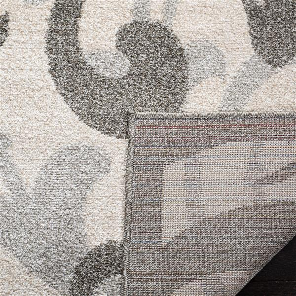 Safavieh Amherst Floral Rug - 3' x 5' - Ivory/Gray