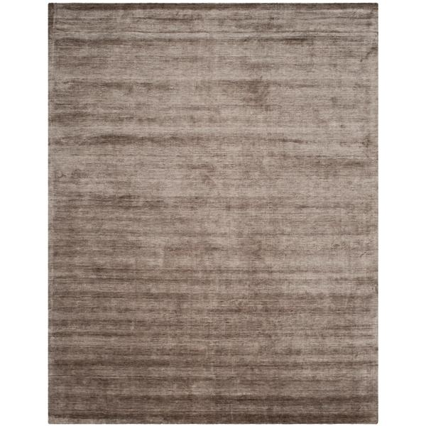 Safavieh Mirage Solid Rug - 8' x 10' - Charcoal