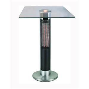 EnerG+ Bar Table Infrared Heated - LED lights - 1500 Watts