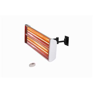 EnerG+ Outdoor Wall-Mounted Heater - 1500 Watts - 16.69""
