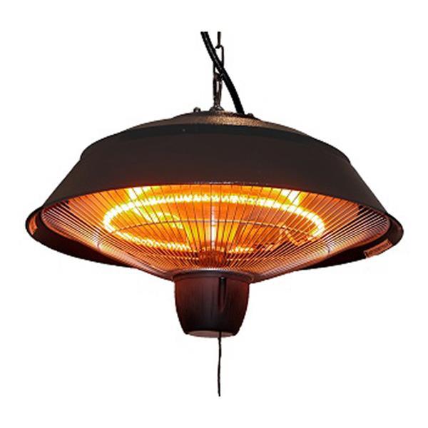 EnerG+ Infrared Gazebo Heater - Brown - 1500W