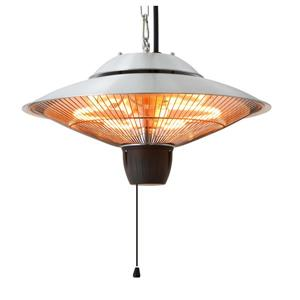 EnerG+ Infrared Electric Outdoor Heater -Hanging - 1500W
