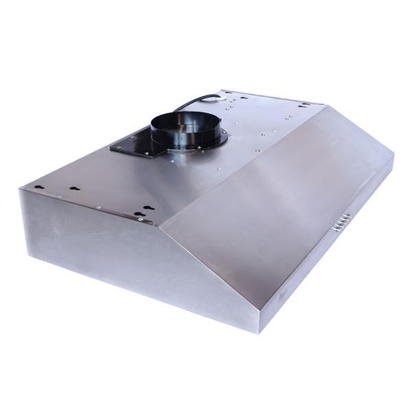 Turin 30-in Undercabinet Range Hood (Stainless Steel)
