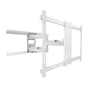 Kanto PDX680W Full Motion Mount for 39 to 80-in TVs - White