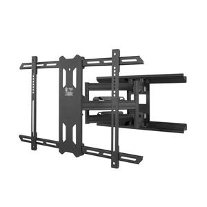 Kanto PDX650 Full Motion Mount for 37 to 75-in TVs, Black