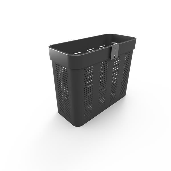 Panier de rangement pour les supports de la série MK, Noir