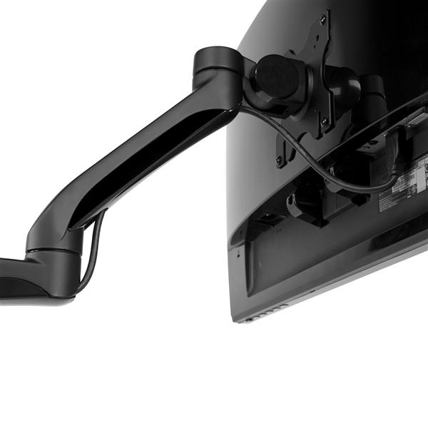 Support double de Kanto pour écrans 13 à 27 po, Noir