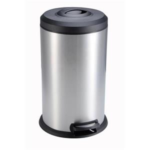 The Step N' Sort Compacting Trash Can, 40 L