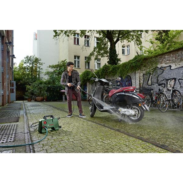 Bosch Electric High-Pressure Washer - 1.54 GPM - Green