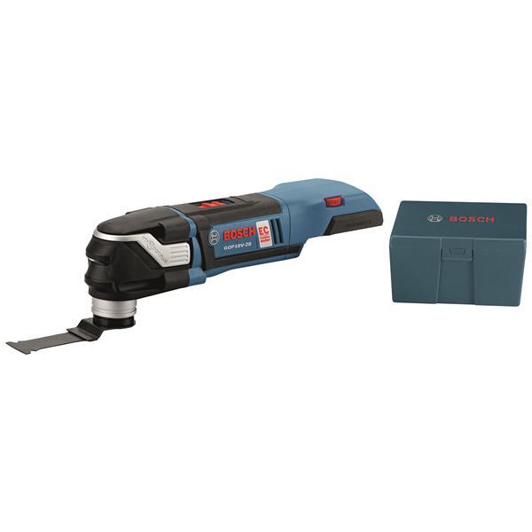 Outil oscillant sans fil EC sans balais StarlockPlus(MD)