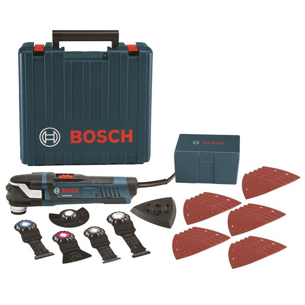 Bosch StarlockPlus(R) Oscillating Multi-Tool Kit - 32 pc