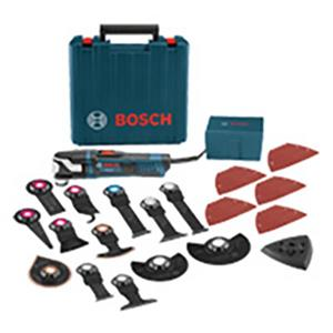 Bosch StarlockMax(R) Oscillating Multi-Tool Kit - 40 pc