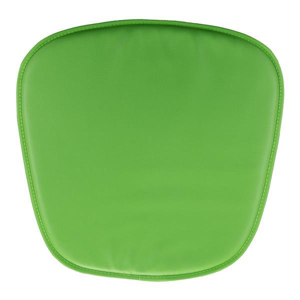 Zuo Modern Chair Cushion - 15-in x 17-in x 17-in - Green