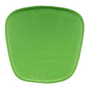 Coussin pour chaise Zuo Modern, 15 po x 17 po x 17 po, vert