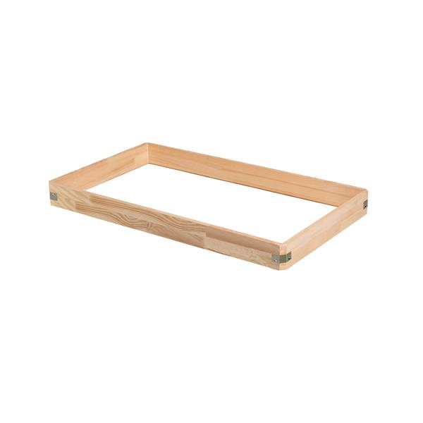 "Fakro Box Extension for Attic Ladder - 54"" - Wood - Natural"