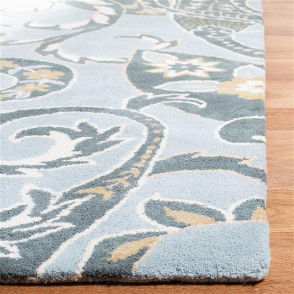 Safavieh Wyndham Rug - 8' x 10' - Wool - Blue/Multi
