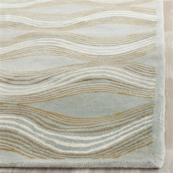 Safavieh Wyndham Rug - 8' x 10' - Wool - Blue/Multi