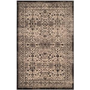 Safavieh Brilliance Floral Rug - 4' x 6' - Polypropylene - Cream