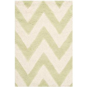 Safavieh Cambridge Chevron Rug - 2.5' x 4' - Wool - Green