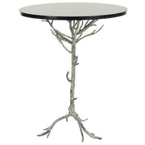 "Safavieh Carolyn Accent Table - 20"" x 25"" x 50"" - Silver"