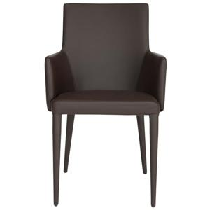 Safavieh Summerset Arm Chair - Brown