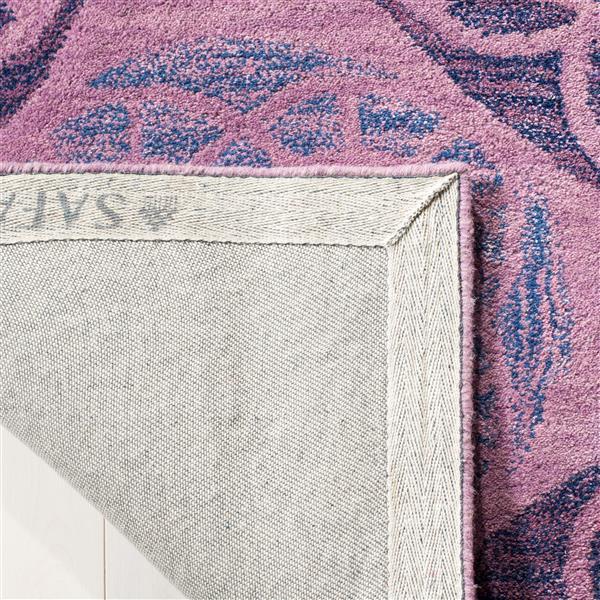 Safavieh Wyndham Rug - 7' x 7' - Purple