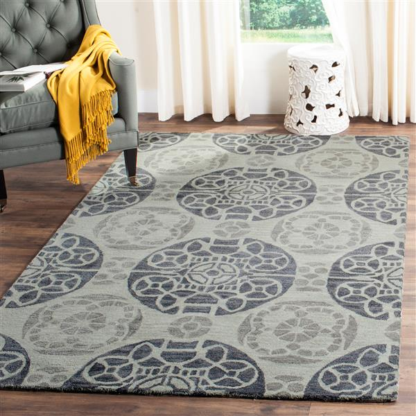 "Safavieh Wyndham Rug - 2' 5"" x 4' - Purple"