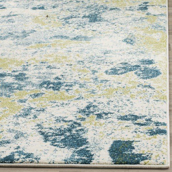 Safavieh Watercolor Rug - 4' x 6' - Ivory/Light Blue