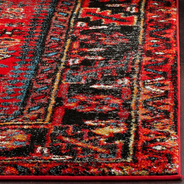 "Safavieh Vintage Hamadan Rug - 2' 3"" x 12' - Multicoloured"