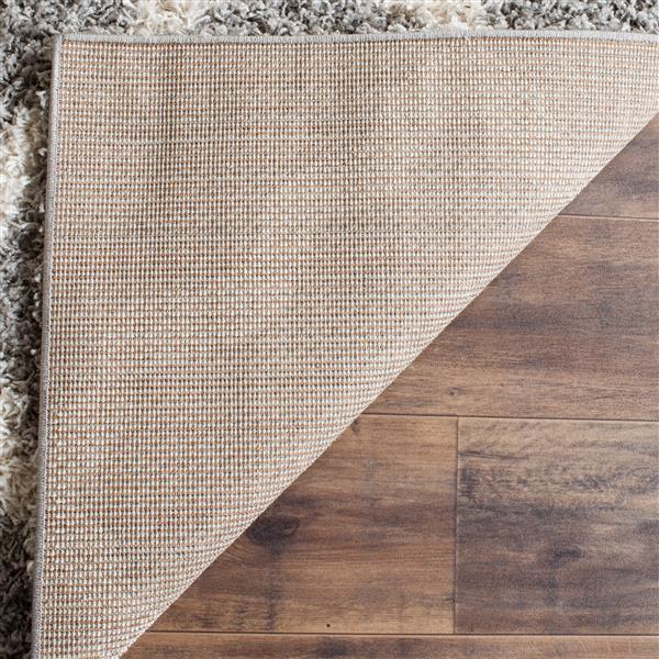 Safavieh Dallas Trellis Rug - 8' x 10' - Polypropylene - Gray