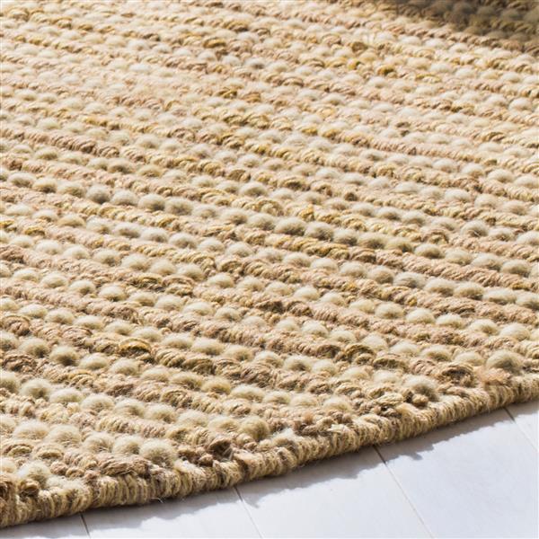 Safavieh Bohemian Stripe Rug - 2' x 3' - Jute - Beige