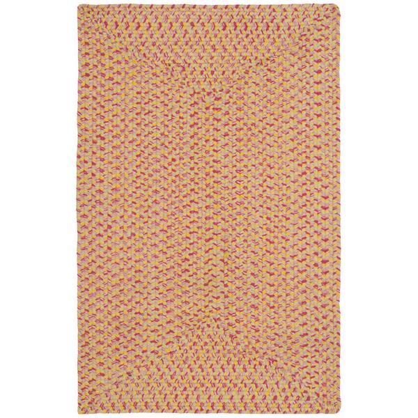 Safavieh Braided Rug - 2.5' x 4' - Cotton - Beige