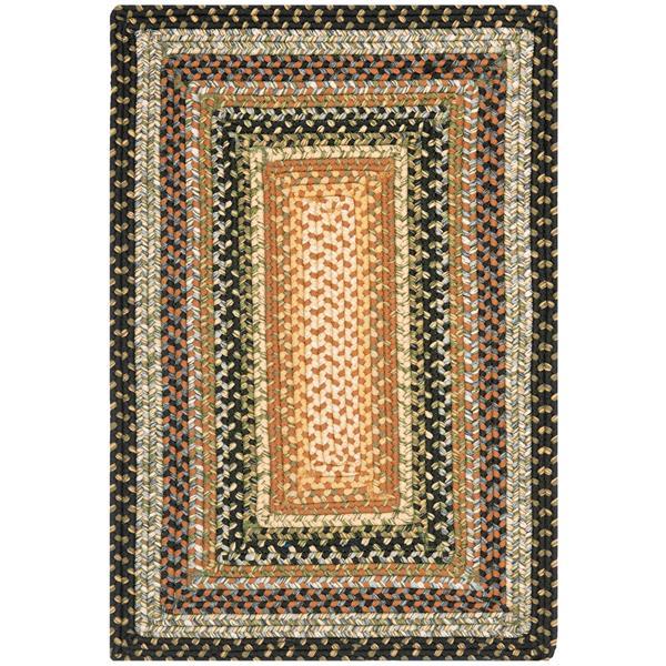 Safavieh Braided Stripe Rug - 2' x 3' - Cotton - Multicolour