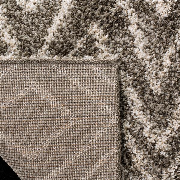 Safavieh Hudson Abstract Rug - 2.3' x 8' - Polypropylene - Gray
