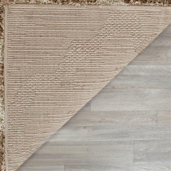 Safavieh Dallas Trellis Rug - 2.3' x 8' - Polypropylene - Beige