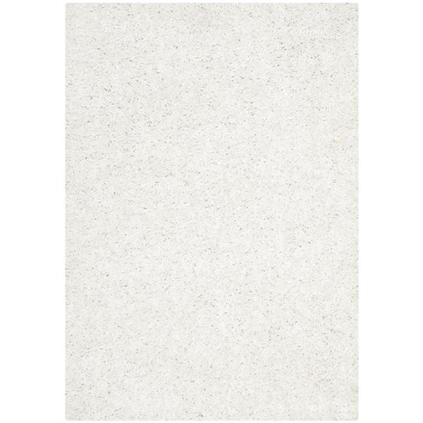 Safavieh Monterey Solid Rug - 2.5' x 4' - Polyester - White